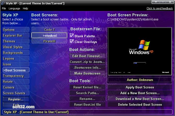 Style XP Screenshot 4