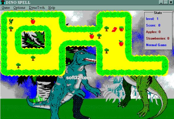 Dino Trilogy Screenshot 3