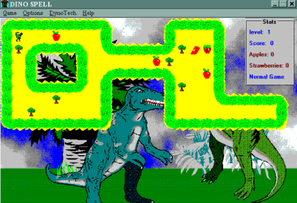 Dino Trilogy Screenshot