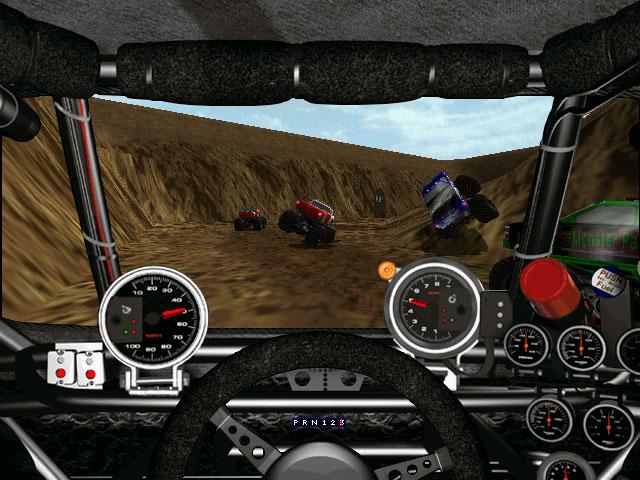 Monster Truck Madness 2 Screenshot 1