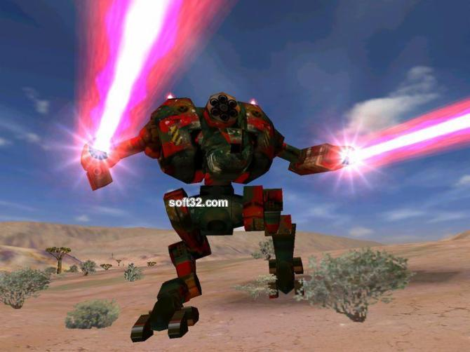 MechWarrior 4: Vengeance Screenshot 3