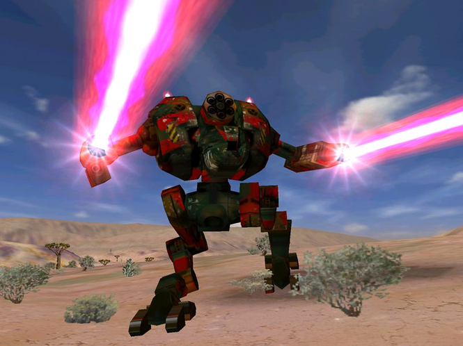 MechWarrior 4: Vengeance Screenshot