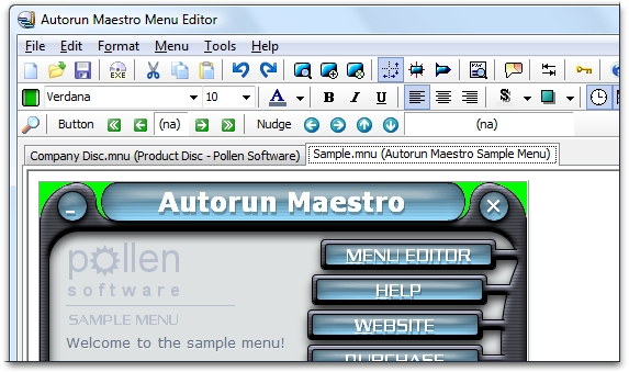 Autorun Maestro Screenshot 5