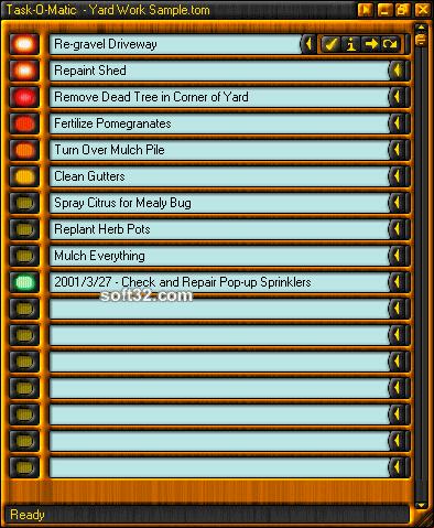 Task-O-Matic Screenshot 3