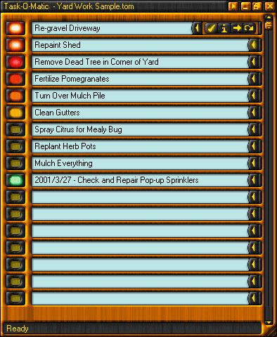 Task-O-Matic Screenshot