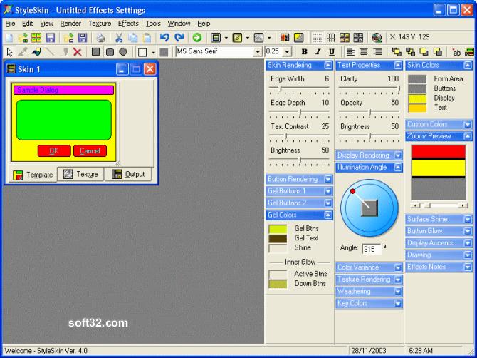 StyleSkin Screenshot 2