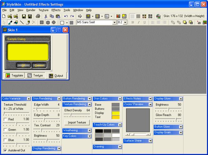 StyleSkin Screenshot