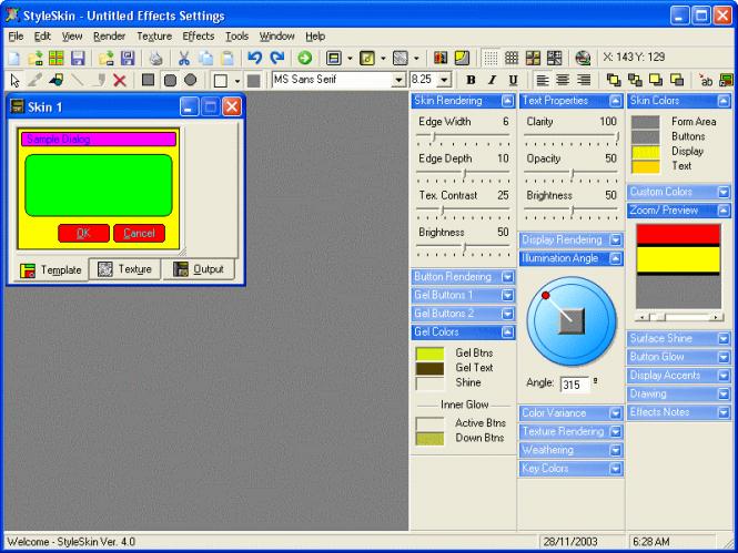 StyleSkin Screenshot 3
