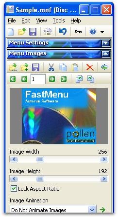 FastMenu Screenshot 1