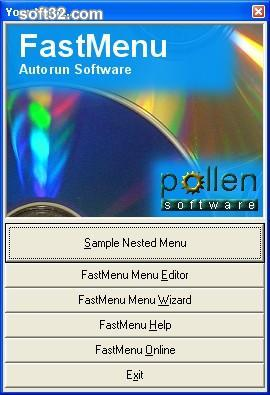 FastMenu Screenshot 3