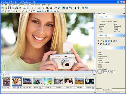 ACD FotoCanvas Screenshot 3