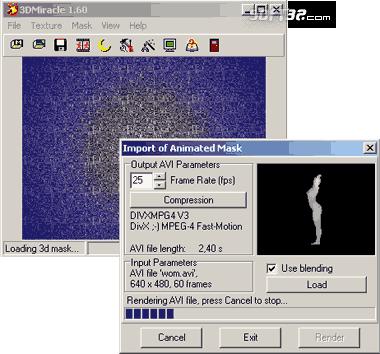 3DMiracle Screenshot 3