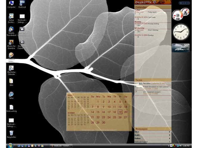 DeskLook Screenshot