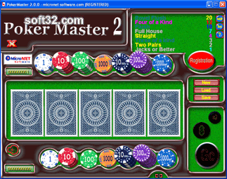 !!!Poker Master Screenshot