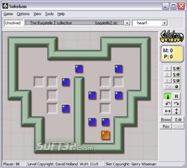 Sokoban for Windows Screenshot 3