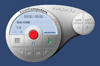 Pocket Voice Recorder Screenshot 1