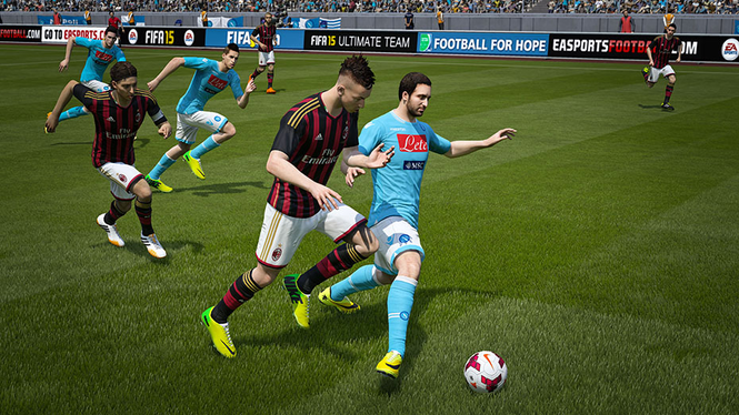 FIFA Screenshot 4