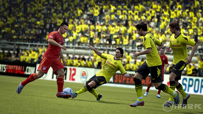 FIFA Screenshot 5