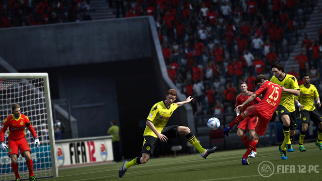 FIFA Screenshot 8