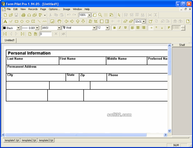 Form Pilot Pro Screenshot 2