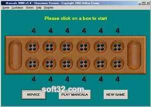 Mancala 3000 Screenshot 2