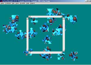 JigSaw Maverick Screenshot 1