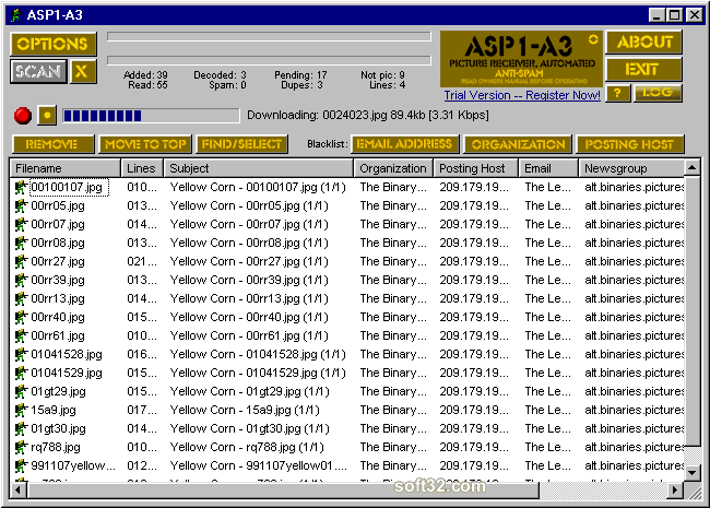 ASP1-A3 Screenshot 2