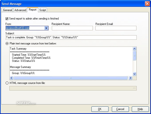 G-Lock EasyMail 5 Business Edition Screenshot 7