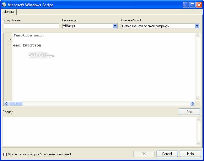 G-Lock EasyMail 5 Business Edition Screenshot 8