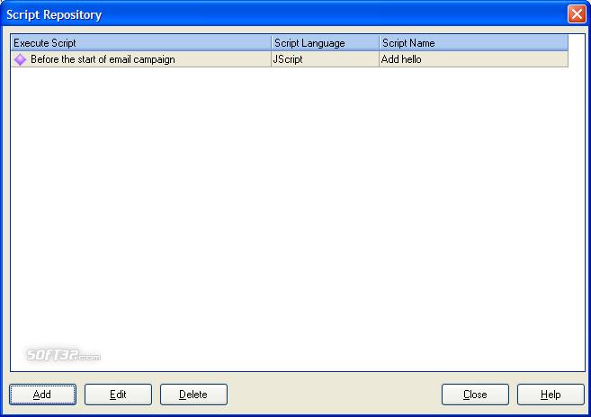 G-Lock EasyMail 5 Business Edition Screenshot 9