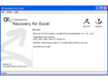Recovery for Excel 1