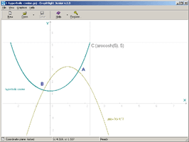 GraphSight Junior Screenshot