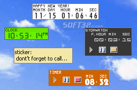 TimeLeft Screenshot 3