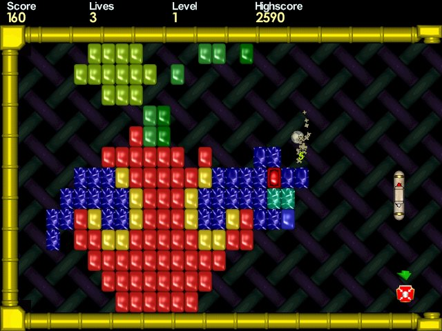 Krakout Screenshot 1