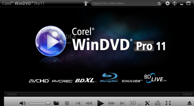 WinDVD Platinum Screenshot 2