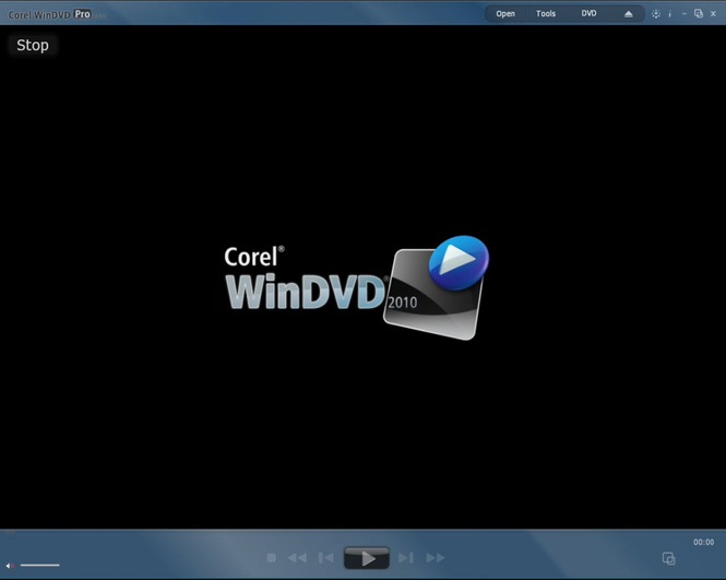 WinDVD Platinum Screenshot
