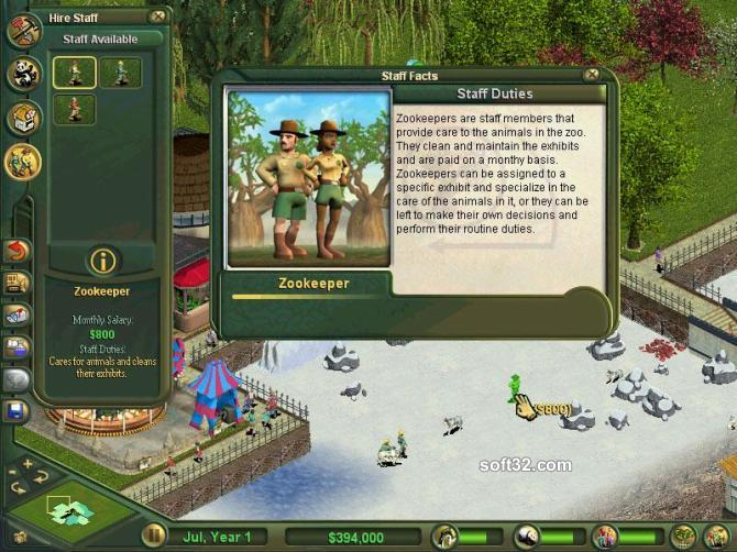 Zoo Tycoon 2 Screenshot 2