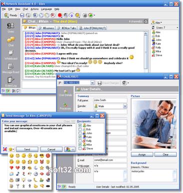 Network Assistant Screenshot 3