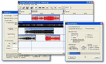 Acoustica MP3 Audio Mixer Screenshot 5