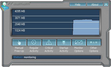 FreeMem Screenshot