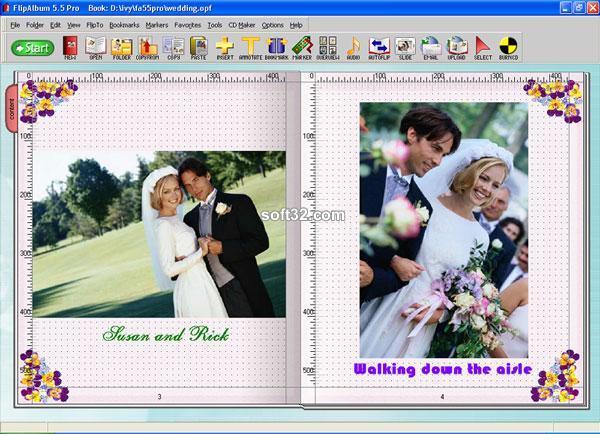 FlipAlbum Pro Screenshot 2