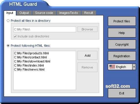 HTML Guard Screenshot 2