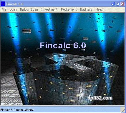 Fincalc Screenshot 2