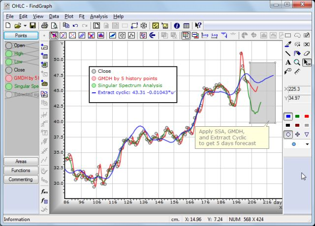 FindGraph Screenshot 1