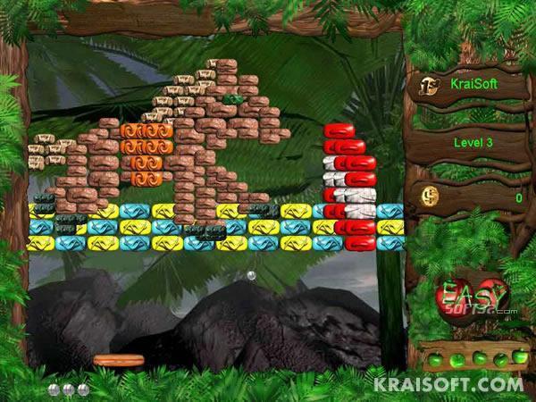 Warkanoid II: WildLife Screenshot 2