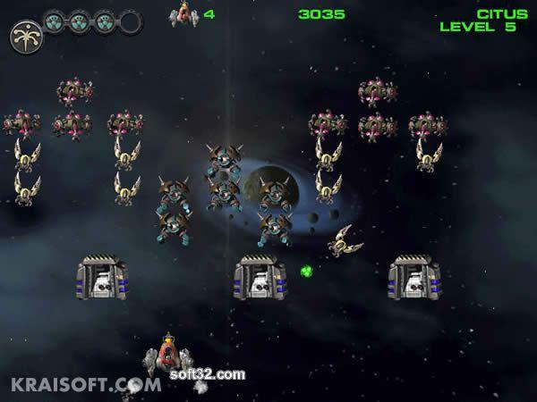 Atomaders Screenshot 3