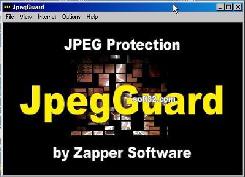 JpegGuard JPEG Image Protection Screenshot 3