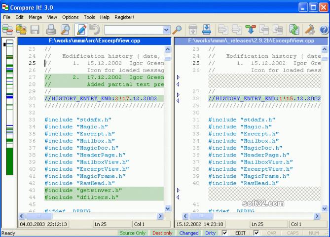 Compare It! Screenshot 2