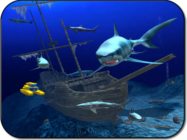 SharkVisions Screenshot