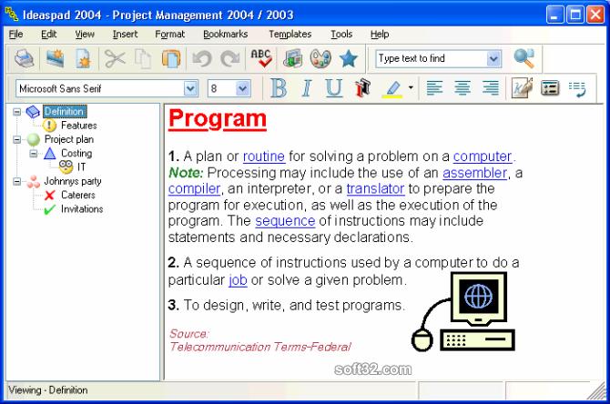 Ideaspad Screenshot 2